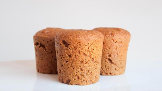 Pan dulce de centeno islandés (hverabraud)